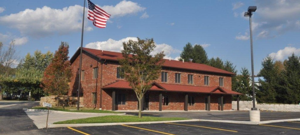 Ligonier Construction Office Building
