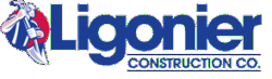 Ligonier Construction Logo